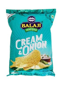Picture of Balaji Wafers Cream And Onion