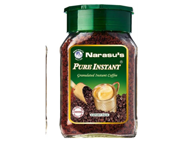 Picture of Narasu's Instant Strong Coffee Bottle