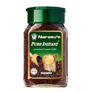 Picture of Narasu's Pure Instant Coffee Bottle