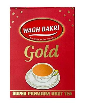 Picture of WAGH BAKRI Gold Dust Tea