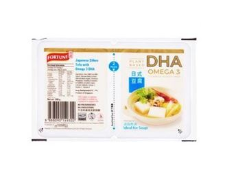 Picture of Fortune Japanese Silken Tofu Omega 3 DHA