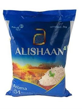 Picture of Alishaan Aroma A4 Basmati Rice
