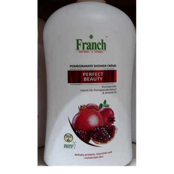 Picture of Franch Body Wash Beauty Perfect Pomegranate