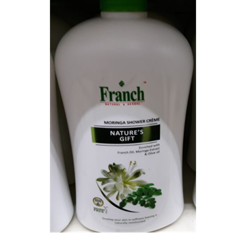 Picture of Franch Body Wash Gift Moringa