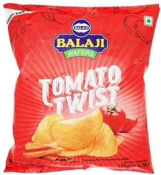 Picture of Balaji Wafers Tomato Twist