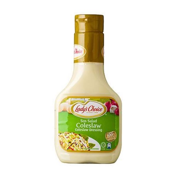 Picture of Lady's Choice SOS Salad Coleslaw Dressing