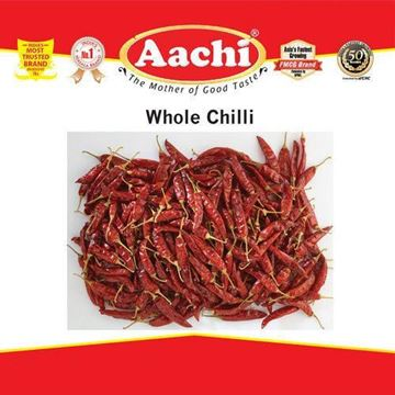 Picture of Aachi Dried Red Chilli Long