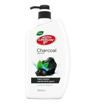 Picture of Lifebuoy Body Wash Charcoal and Mint Bottle