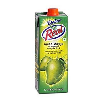 Picture of Dabur Real Green Mango Fruit Juice