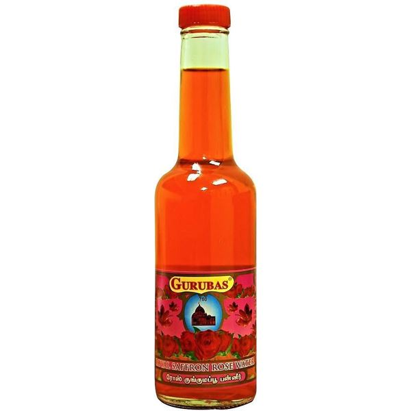 Picture of Gurubas Royal Saffron Rose water