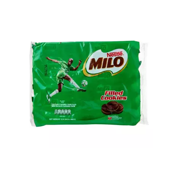 Picture of Milo Chocolate Sandwich Cookies