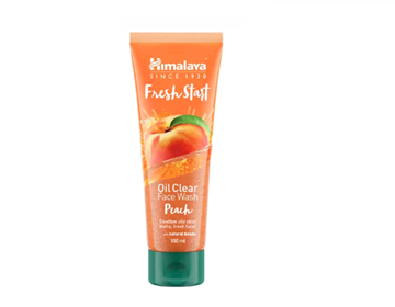 Picture of Himalaya Herbals Peach Oil Clear Fresh Start Face Wash