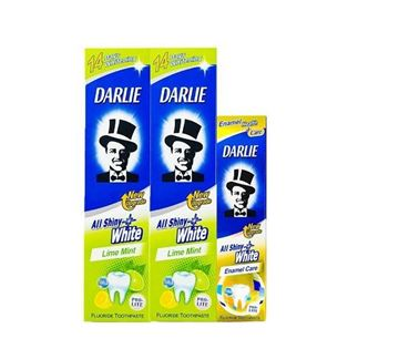 Picture of Darlie All Shiny White Lime Mint Toothpaste