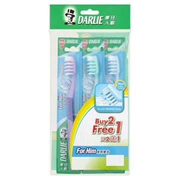 Picture of Darlie Toothbrush For Him (Medium)