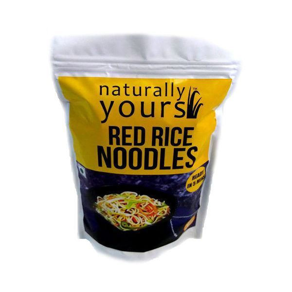 Picture of Naturally Yours Red Rice Noodles (Certified ORGANIC)