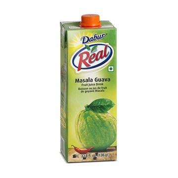 Picture of Dabur Real Masala Guava Fruit Juice