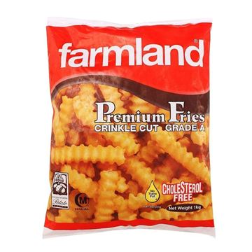 Picture of Farmland Crinkle Cut French Fries (Chilled)