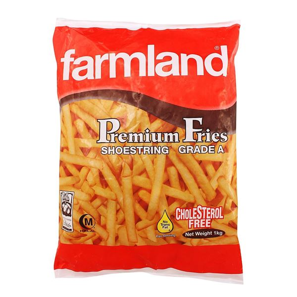 Picture of Farmland Shoestring French Fries (Chilled)