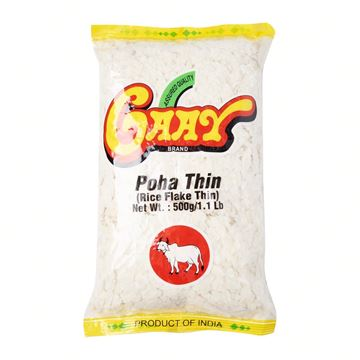 Picture of GAAY Thin Poha (Rice Flakes)