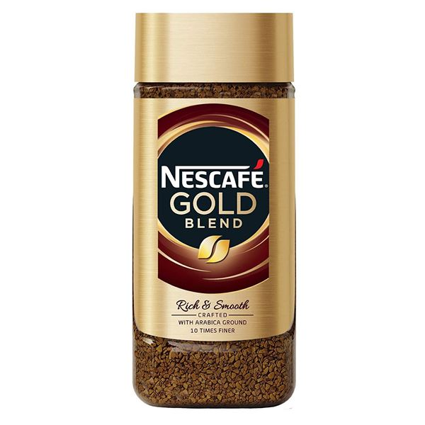 Picture of Nescafe Gold Blend Instant Soluble Coffee