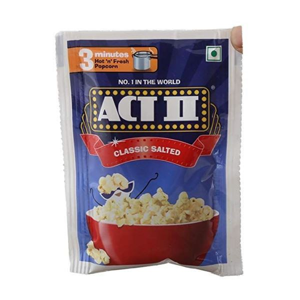 Picture of ACT II Popcorn Magic Butter