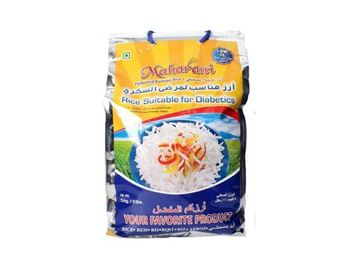 Picture of Maharani Parboiled Basmati Rice Suitable for Diabetics
