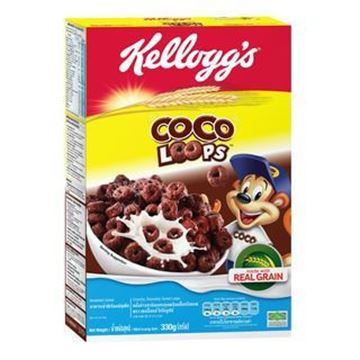 Picture of Kellogg's Coco Loops Cereal