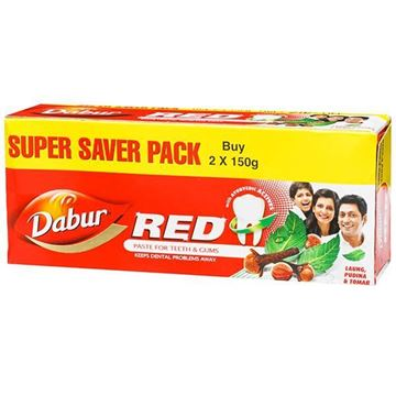 Picture of Dabur Red Toothpaste Super Saver Pack