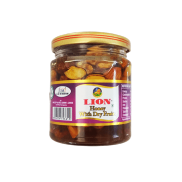Picture of LION Honey with Dry Fruits