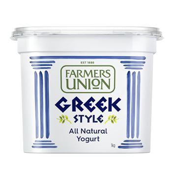 Picture of Farmers Union Greek Style Natural Yogurt