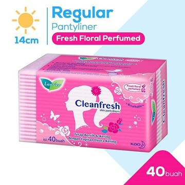Picture of Laurier Clean Fresh Panty Liners Sanitary Napkins