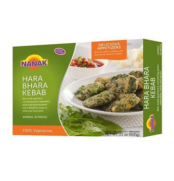 Picture of NANAK Delicious Harabhara Kebab (Chilled)