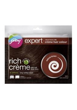 Picture of Godrej Expert Creme Natural Brown Hair Colour