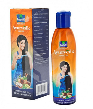 Picture of Parachute Ayurvedic Coconut Hair Oil