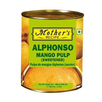 Picture of MOTHER'S RECIPE Alphonso Mango Pulp