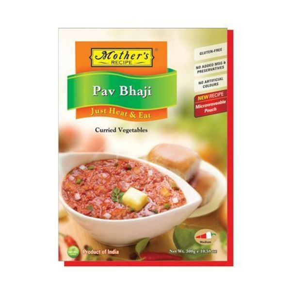 Picture of MOTHER'S RECIPE Pav Bhaji Ready to Eat