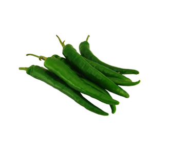 Picture of Fresh Big Green Chilli (Thailand )