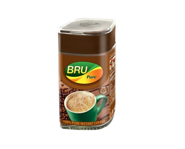 Picture of BRU Pure Instant Coffee (Bottle)