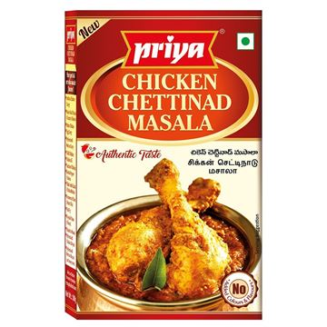 Picture of PRIYA Chicken Chettinad Masala Powder