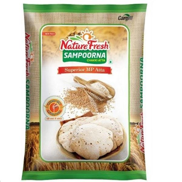 Picture of Naturefresh Sampoorna Chakki Fresh Atta
