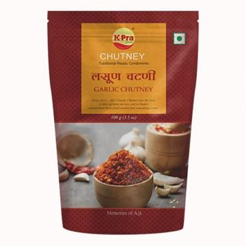 Picture of K Pra Garlic Chutney