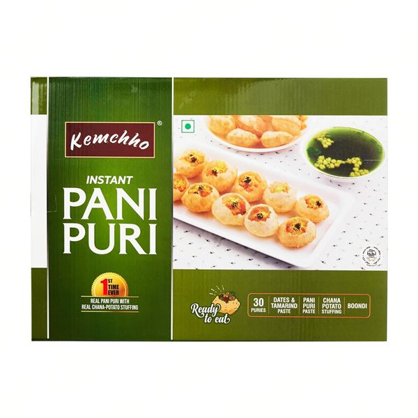 Picture of Kemchho Instant Pani Puri