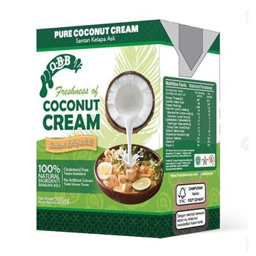 Picture of QBB Pure Coconut Cream