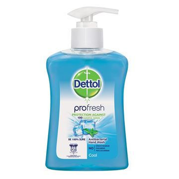 Picture of Dettol Antibacterial Handwash Cool Bottle