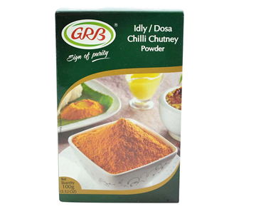 Picture of GRB Idly/Dosa chilli Chutney Powder