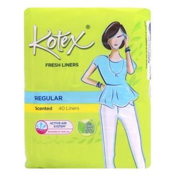 Picture of Kotex Scented Regular Sanitary Napkins