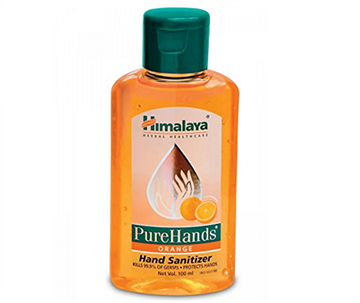 Picture of Himalaya Advanced Disinfectant Hand Sanitizer Orange