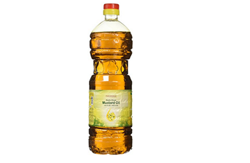 Picture of Patanjali Mustard Oil