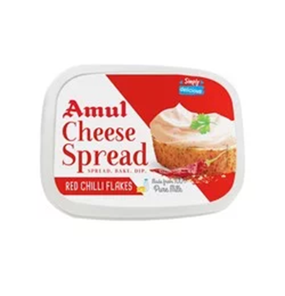 Picture of AMUL Cheese Spread Red Chilli Flakes