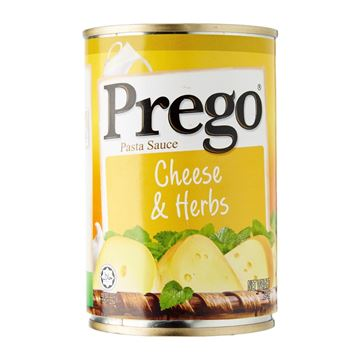 Picture of Prego Cheese And Herbs Pasta Sauce